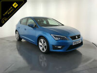 2014 64 SEAT LEON FR TECHNOLOGY TSI 1 OWNER SERVICE HISTORY FINANCE PX WELCOME
