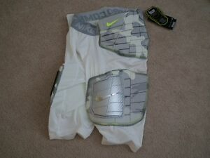 Nike Pro Combat Football Compression Gear With Padding Mens M