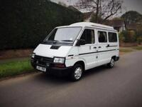 1993 Renault TRAFIC T900D ENTERPRISE Motor Home Only 43k