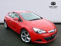 Vauxhall Astra GTC SRI CDTI 2013-02-13