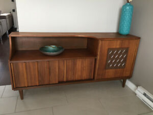 Bar / Meuble Tele ** Mid Century ** Bar / Sideboard / TV Stand