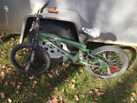Hyper BMX bike in good shape