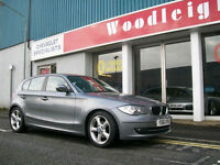 BMW 118 2.0TD ( Dynamic pk ) 2009MY d SE.5 yrs 0% FINANCE NO DEPOSIT