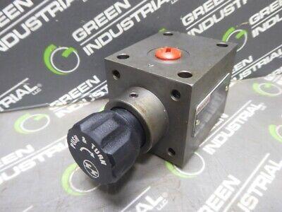 Used Rexroth R900973925 Hydraulic Valve