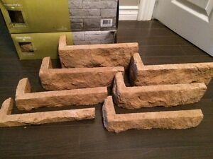 Corner bricks