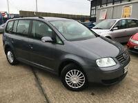 Volkswagen Touran 1.9TDI ( 103bhp ) ( 5st ) 2005MY S