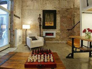 Unique Heritage Conversion Loft - Heart of Historic Victoria