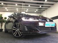 Volkswagen GOLF GTD TDI / VERY LOW MILEAGE