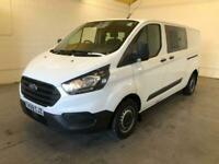 2018 Ford Transit Custom 2.0 300 EcoBlue DCIV L2 H1 EU6 5dr (6 Seat)