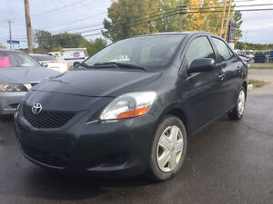 2009 Toyota Yaris Sedan **Safety and etest**