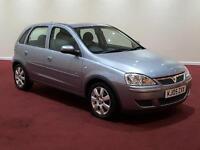 2005 Vauxhall Corsa 1.2 i 16v Breeze Easytronic 5dr (a/c)