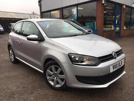 Volkswagen Polo 1.4 ( 85ps ) 2011 SE 1 OWNER*** SORRY NOW SOLD