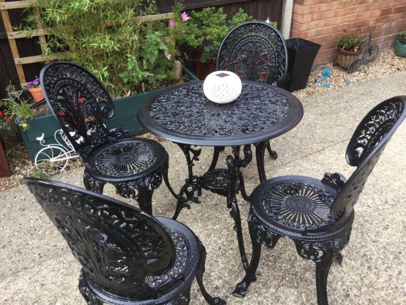 garden table and chairs - Garden Furniture Kings Lynn