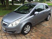 2009 Vauxhall Corsa breeze 1.3 cdti diesel £30 per year tax