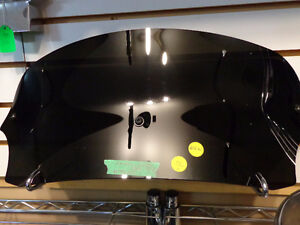 """Road King windshield-smoked- 8 1/4""""- recycledgear.ca"""