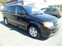 2015 Dodge Grand Caravan Crew City of Halifax Halifax Preview