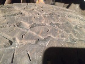8.75R16.5LT  6 tires and dually rims