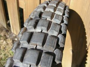 "Motorcycle Tire, Dirt bike tire,3.00 X 16, M90X16, ""Good Used """