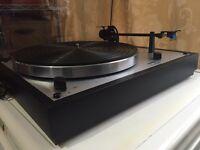 Thorens TD 166 MkII Hifi Turntable/ Record Player