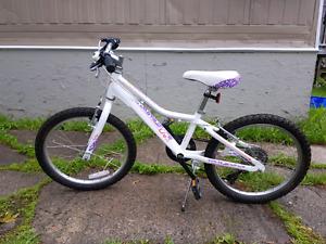 Vélo de montagne fillette Giant Liv 20''