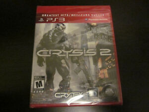 Crysis 2 unopened