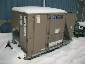 York Outside Air/Heat Unit