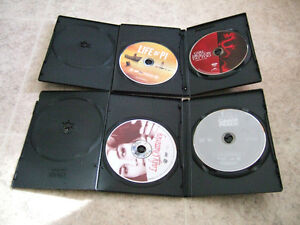 Various movies for sale- 50 cents each