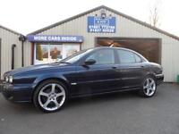 2006 56 JAGUAR X-TYPE 2.2 DIESEL SPORT SATELLITE NAVIGATION SIX SPEED DIESEL DI