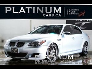 2006 BMW M5 V10, NAVI, SUNROOF,