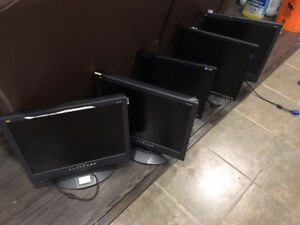 LCD monitors for sale