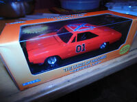 Die Cast Silver collection General Lee