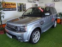 Land Rover Range Rover Sport 3.0 SD V6 ( 255bhp ) 4X4 Auto 2012MY HSE