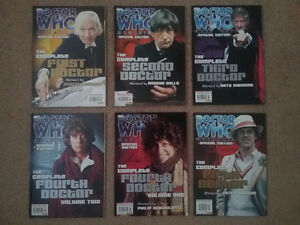 Doctor Who Magazines (Special Editions)