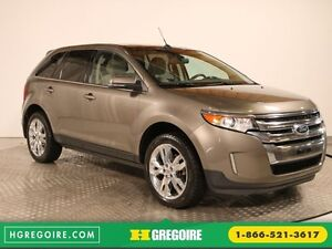 2013 Ford EDGE Limited AWD CUIR TOIT NAVIGATION MAGS BLUETOOTH
