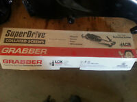 Grabber Superdrive Collated Screws
