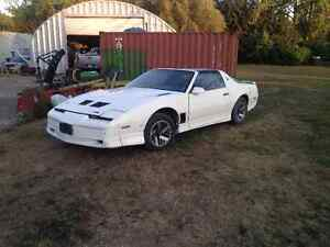 1985 pontiac trans am roller. With ownership
