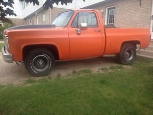 1980 Chevy short box