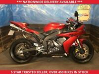 YAMAHA R1 YZFR1 YZF R1 LAVA RED UNDER SEAT EXHAUSTS MOT 03/18 2004 04