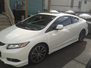 Lease Takeover - 2013 Honda Civic Si Coupe (2 door)