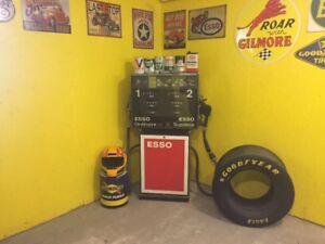 Décoration de garage