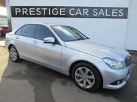 2012 Mercedes-Benz C Class 2.1 C220 CDI BlueEFFICIENCY SE 7G-Tronic 4dr Diesel s