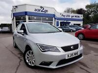 2015 SEAT LEON TSI SE TECHNOLOGY Manual Hatchback