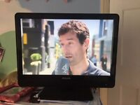 Philips 22inch HD Ready LCD slimline TV