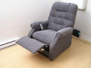 NEXIDEAHEALTH 3 position lift and recline chair