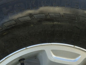 Tires on rims for sale Prince George British Columbia image 3