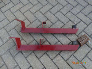 Traction bars Vintage