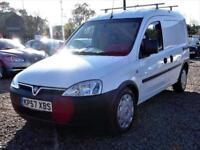 2008 Vauxhall Combo 1.7 CDTi 16v 1700 Panel Van 3dr