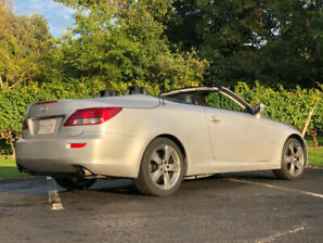 2010 Lexus IS 250C Hardtop Convertible Coupe (2 door)