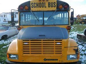 1997 International 48 Passenger School Bus