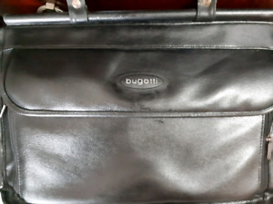 Bugatti Leather LAPTOP bag